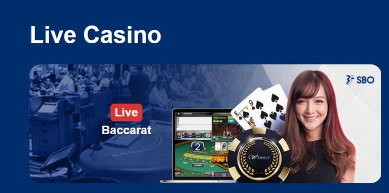 Meraih Kemenangan Tinggi Permainan Kartu Taruhan Online Sbotop - Baccarat