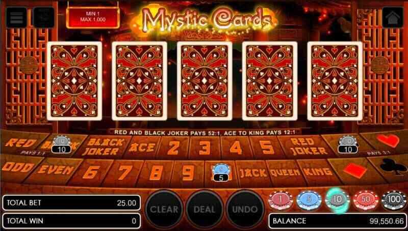 Meraih Kemenangan Tinggi Permainan Kartu Taruhan Online Sbotop - Mystic Cards